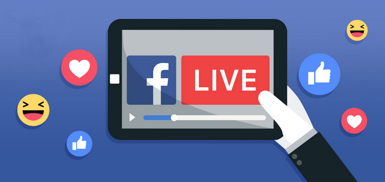 Join us live on Facebook