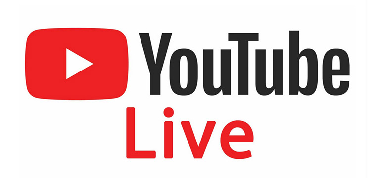 Join us live on YouTube. Attendance is free. No registration required.